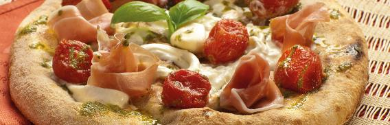 Pizza.. Innovativa… Sempre - PIZZA PORTOFINO