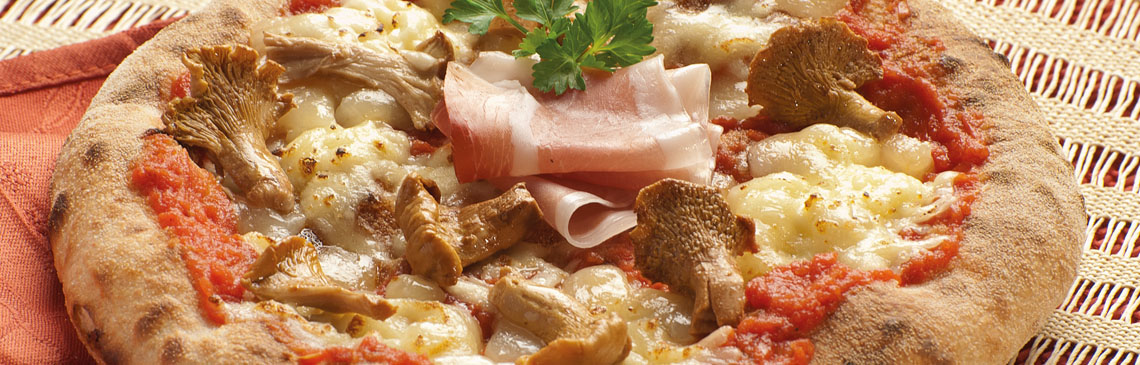 Pizza.. Innovativa… Sempre - PIZZA ASIAGO