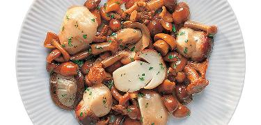 MUSHROOMS - SAUTEED MUSHROOMS MIX 1/1 (COD. 08013)