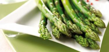 STARTERS AND SIDE DISHES - Green asparagus (COD. 01304)