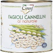 "STARTERS AND SIDE DISHES - ""Cannellini"" beans in brine (COD. 01317)"