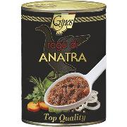 SAUCES AND SAUCES MEAT - DUCK meat sauce (COD. 03104)