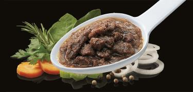 SAUCES AND SAUCES MEAT - DONKEY meat sauce (COD. 03107)