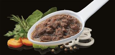 SAUCES AND SAUCES MEAT - ROE DEER meat sauce (COD. 03101)