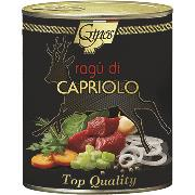 SAUCES AND SAUCES MEAT - ROE DEER meat sauce (CODE 99032)