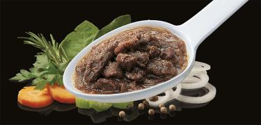 SAUCES AND SAUCES MEAT - DEER Meat Sauce (COD. 03102)