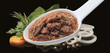 SAUCES AND SAUCES MEAT - WILD BOAR meat sauce (COD. 03106)