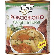 "MUSHROOMS - ""Porcighiotto"" mushrooms mix (COD. 08028)"