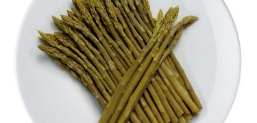 STARTERS AND SIDE DISHES - Italian green asparagus - thin size (COD. 01341)