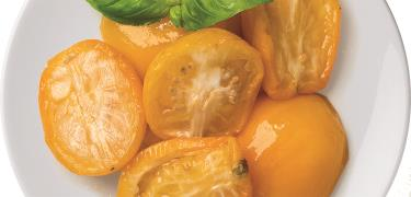 "STARTERS AND SIDE DISHES - ""O Sole Mio"" Yellow semi dry tomato  (Code 01041)"