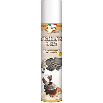 FRUTTA & DESSERT - STACCANTE SPRAY anti aderenza (COD. 02214)