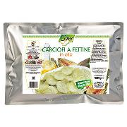 ARTICHOKES - SLICED ARTICHOKES in oil (bag) (COD. 01337)