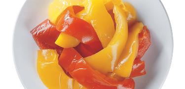 "PEPPERS - ""PEPERONDOLCE"" - Pepper fillets (COD. 01204)"
