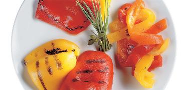 PEPPERS - Grilled PEPPERS (COD. 01102)