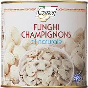 MUSHROOMS - Champignons in brine (COD. 08101)