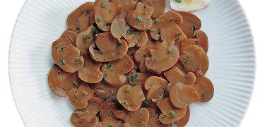 "MUSHROOMS - Dark ""trifolati"" champignons (COD. 08102)"