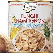 "MUSHROOMS - Champignons ""trifolati"" with ceps (COD. 08103)"