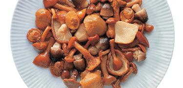 "MUSHROOMS - ""Fantasia"" mushrooms mix in brine (COD. 08012)"